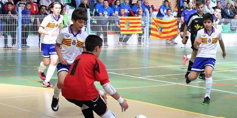 9b56cea4dc2c4 Resultado del Sorteo de los Campeonatos de España de Selecciones  Autonómicas de Fútbol Sala Infantil