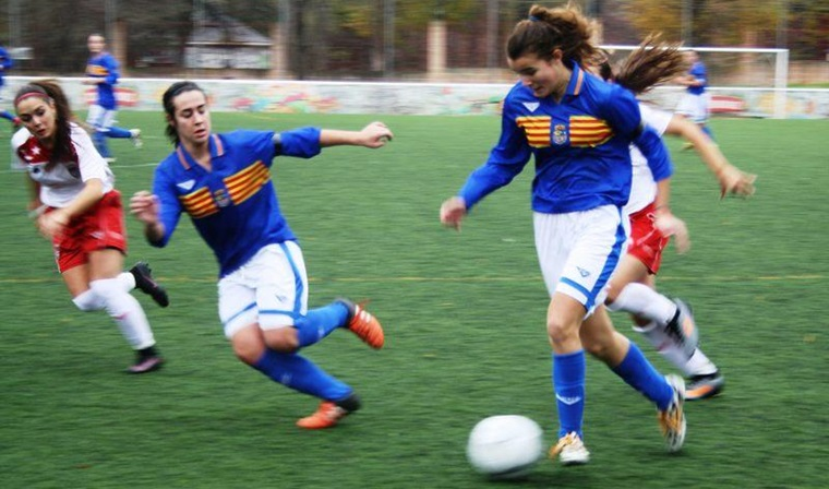 Las selecciones femeninas sub-17 y sub-15 disputan la 2ª fase del Campeonato  de España en Santiago de Compostela 6a3356d09f26f