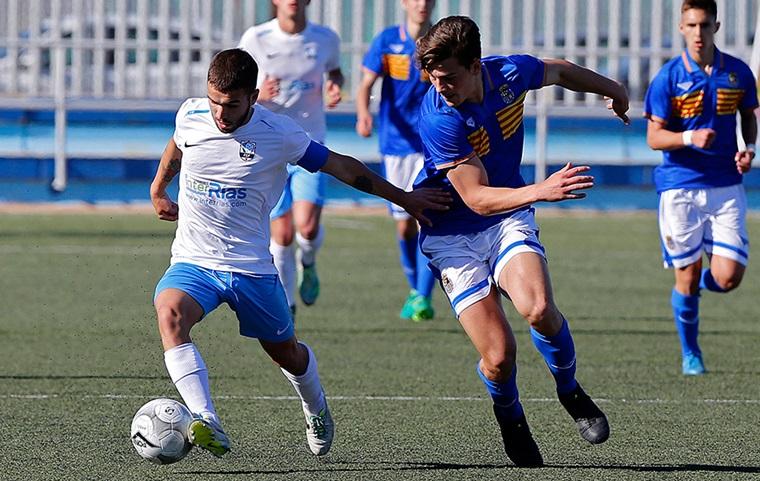 Las selecciones sub-18 y sub-16 disputan la 2ª fase del Campeonato de  España en Zaragoza 35fb69d8ca375